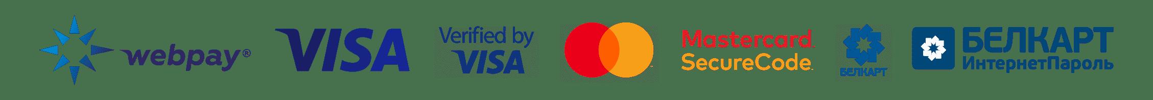 логотипы webpay