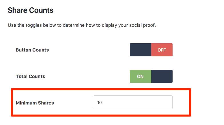 Le impostazioni che uso nel plugin Social Warfare