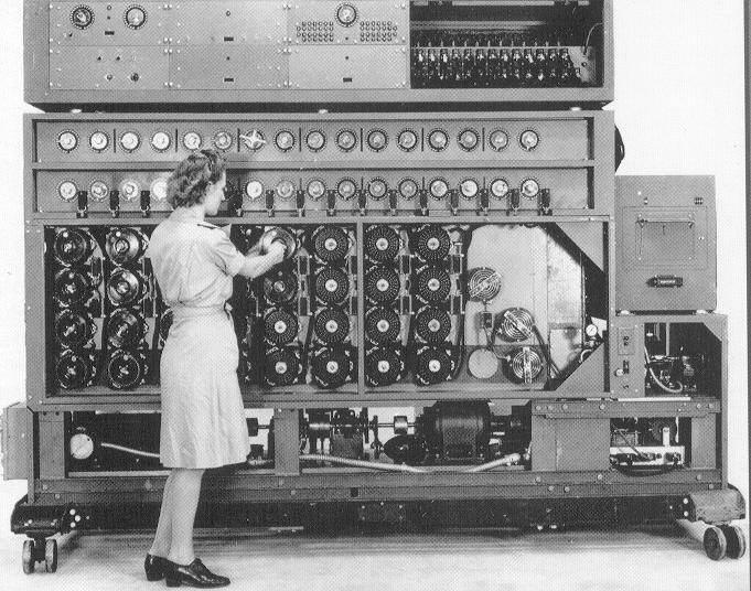 La macchina di Turing, precursore del computer moderno